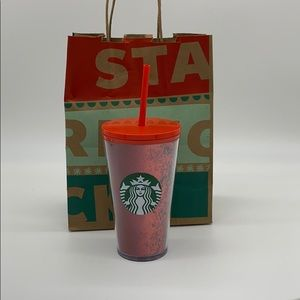 Limited addition Christmas 2020 red Starbucks cup